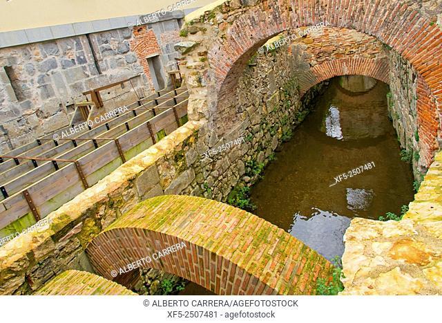 The Royal Mill Mint of Segovia, Real Casa de la Moneda, Segovia, UNESCO World Heritage Site, Castilla y León, Spain, Europe
