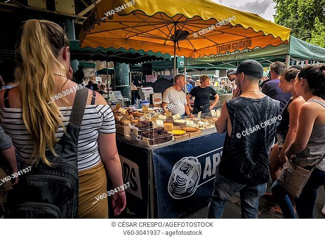 -Borough Market-London (United Kingdom)