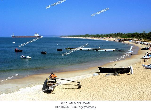 AGUADA BEACH, GOA, INDIA