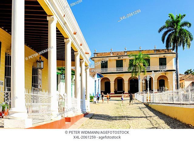 Cuba, Trinidad, Sancti Spiritus