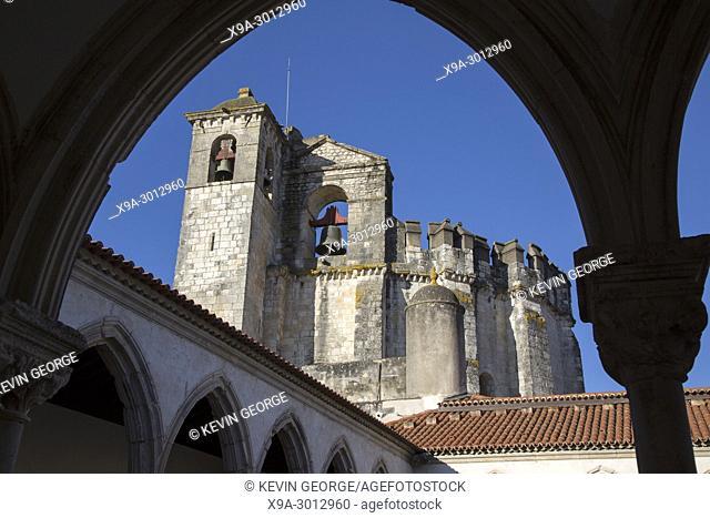 Convento de Cristo (Convent of Christ ), Tomar, Portugal