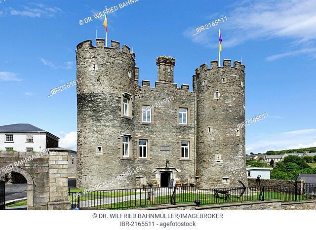 Enniscorthy Castle, County Wexford, Ireland, Europe