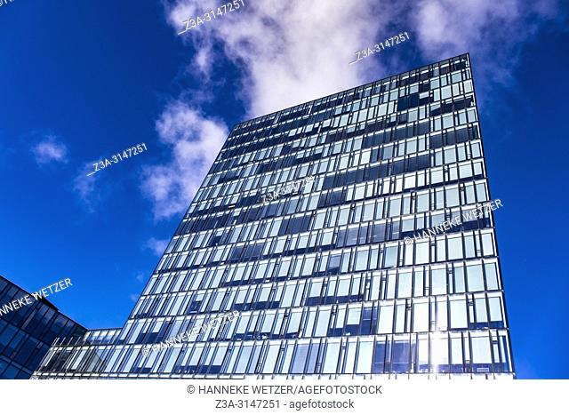 Höfdatorg Tower 1 is an office tower in Iceland. . The name Höffatorg is taken from the house Höfdi, which is very close to the building