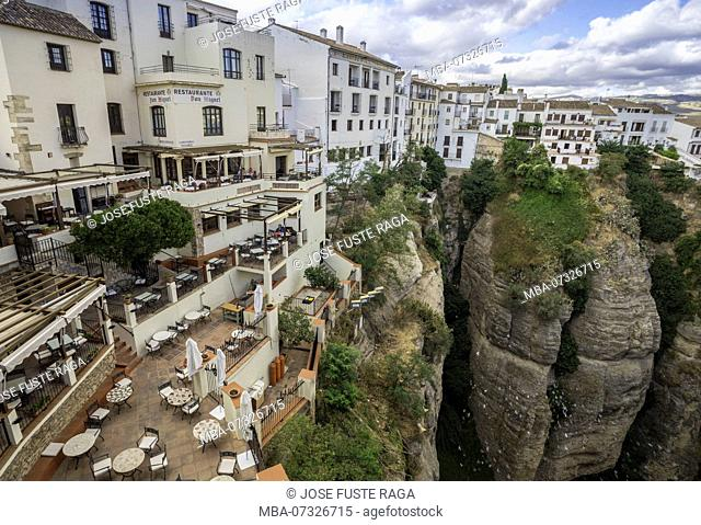 Spain, Andalucia, Malaga Province, Ronda City