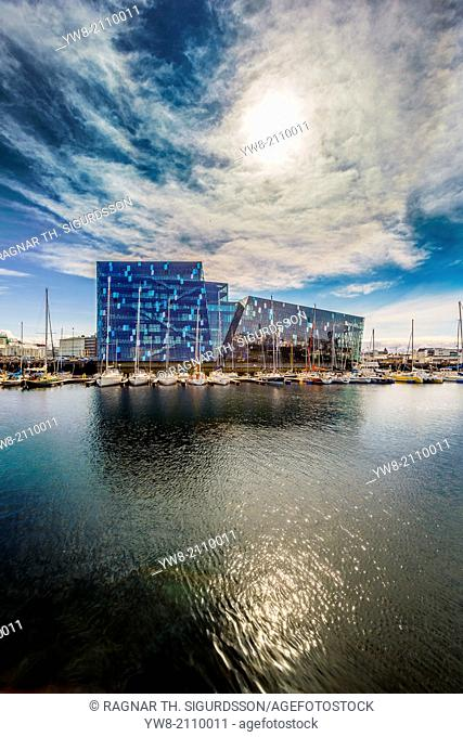 Harpa Concert and Convention Center, Reykjavik, Iceland