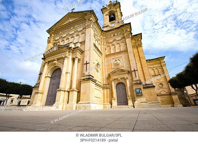 Church, Mgarr, Malta