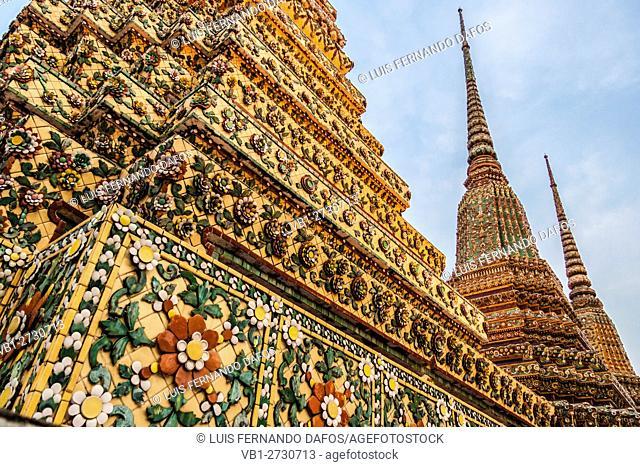 Grand Stupa, Bangkok, Thailand