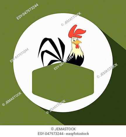 Animal concept with icon design, vector illustration 10 eps graphic