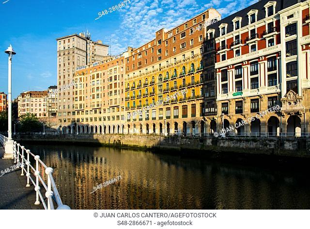 Bilbao. Vizcaya. Pais Vasco. España. Europa