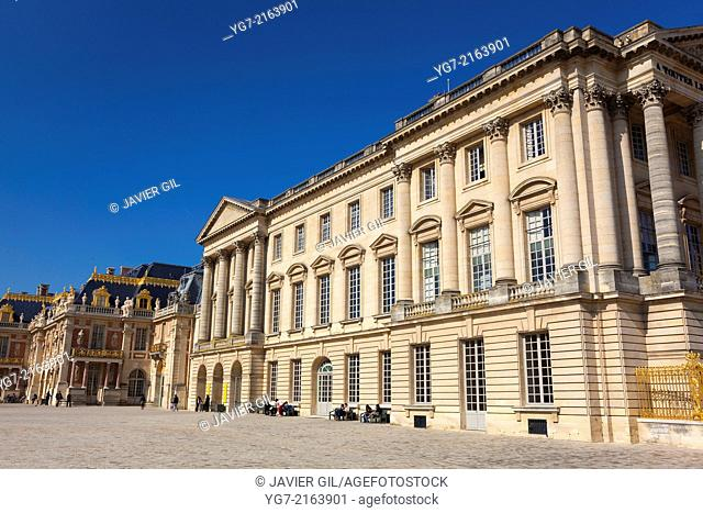 Versailles palace, Yvelines, France