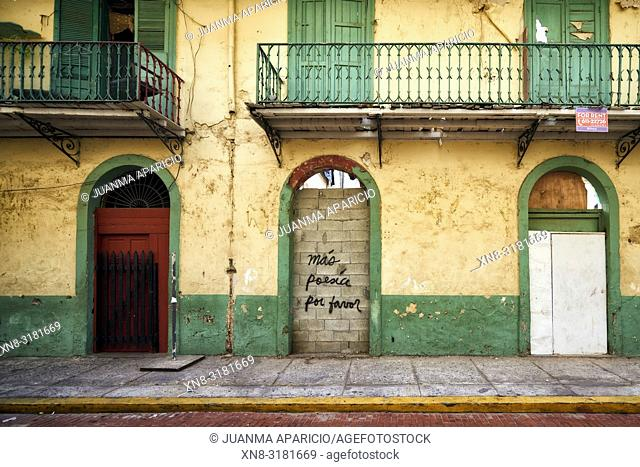 Csco Viejo, Panama City, Republic of Panama, Central America