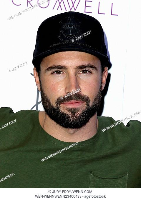 Brody Jenner and Devin Lucien Kick Off DJ Residency at Drai's Nightclub Las Vegas Inside The Cromwell Featuring: Brody Jenner Where: Las Vegas, Nevada