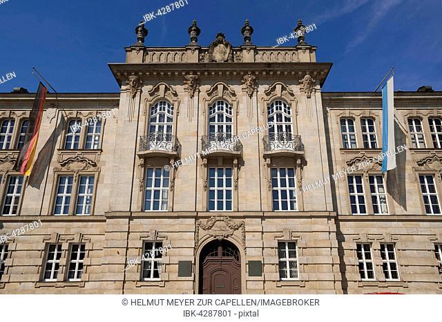 Government of Upper Franconia, Bayreuth, Upper Franconia, Bavaria, Germany