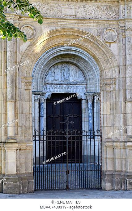 France, Haute Garonne, Toulouse, a stop on el Camino de Santiago, Saint Sernin basilica listed as World Heritage by UNESCO