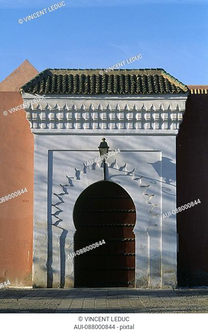 Morocco - Marrakech - The Koutoubia