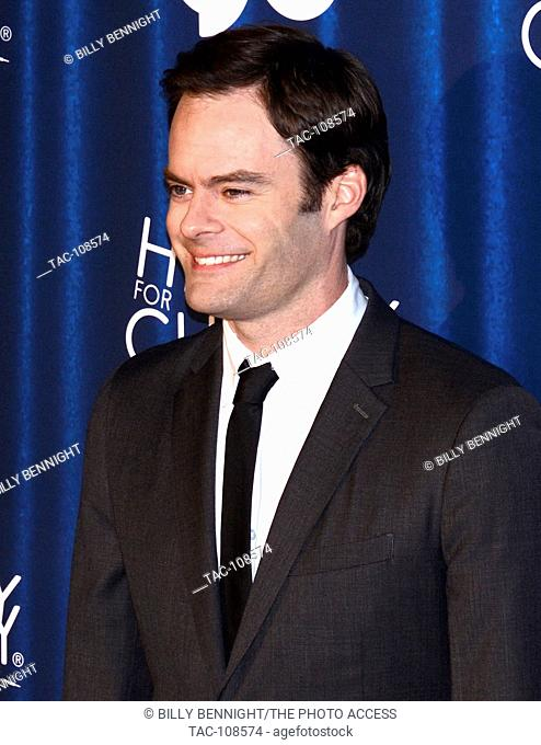 Bill Hader attends 4th Annual Hilarity For Charity Variety Show: James Franco's Bar Mitzvah benifiting the Alzeimer's Association presented by Funny Or Die and...