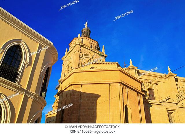 Cathedral, Guadix, Andalusia, Spain