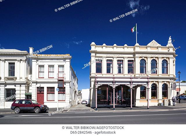 New Zealand, South Island, Otago, Oamaru, Victorian District, Itchen Street