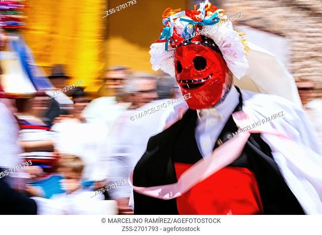 Races character called Sin. Pecados and Danzantes de Camuñas, sins and dancers, is a declared national tourist interest, on Thursday Corpus Christi in the...