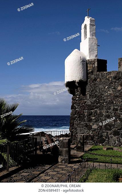 San Miguel castle, Tenerife