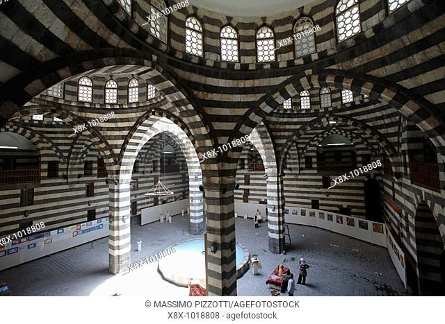 Khan Asad Pasha al-Azm, Damascus, Syria