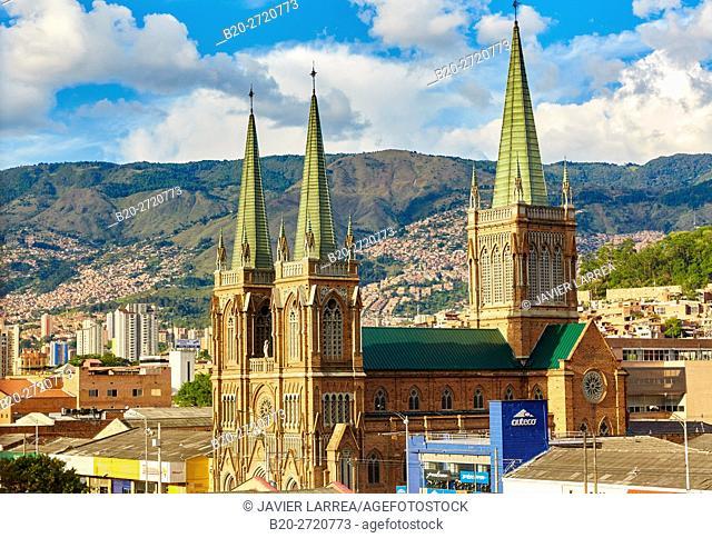 Parroquia Nuestra Señora Del Perpetuo Socorro, Medellin, Antioquia, Colombia