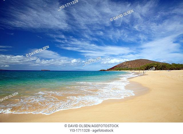Big Beach, Makena State Park, Maui, Hawaii