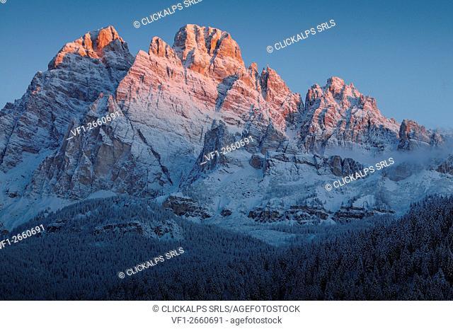 Cristallo,Auronzo,Misurina,Cortina,Cadore,Ampezzo,Dolomites,Veneto,Italy