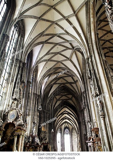 -Sant Stephen's Cathedral- Wien (Austria)