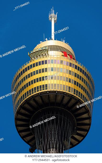 Centrepoint Tower, Sydney, New South Wales, Australia