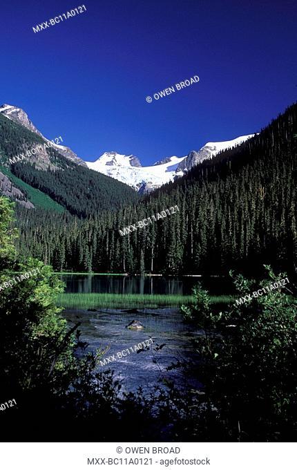 Joffre Lake, British Columbia, Canada