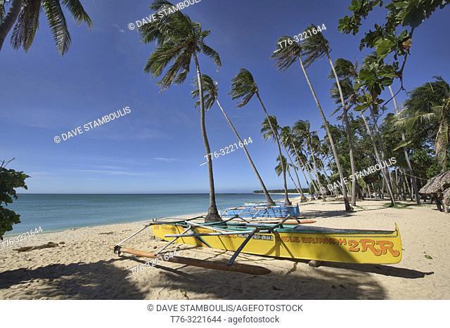 Beautiful Saud Beach, Pagudpud, Luzon, Philippines