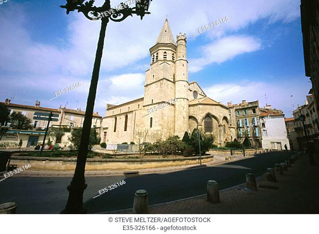Béziers. France