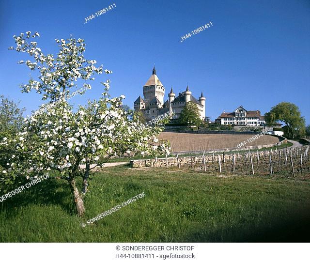 Vufflens-le-Chateau VD
