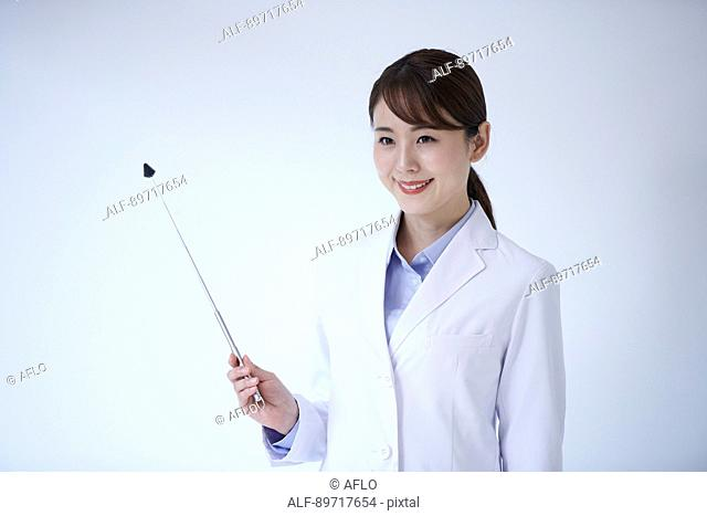 Japanese doctor