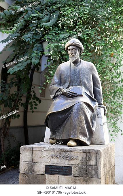 Moses ben-Maimon or Rambam was a preeminent medieval Jewish philosopher and one of the greatest Torah scholars and physicians of the Middle Ages