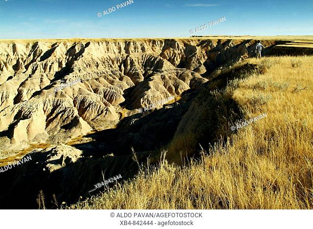 Sheep Mountain Table, Badlands National Park, South Dakota, USA