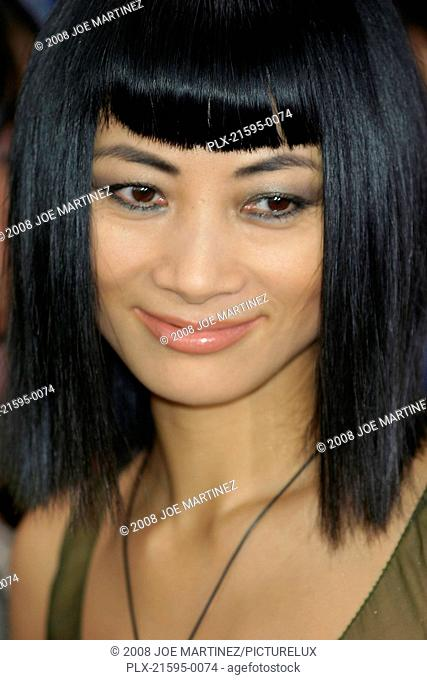 Dr. Seuss's: The Cat in the Hat Premiere 11-8-03 Bai Ling Photo By Joe Martinez