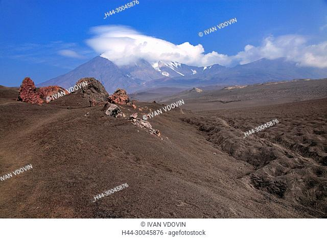 Tolbachik volcano, Kamchatka Peninsula, Russia