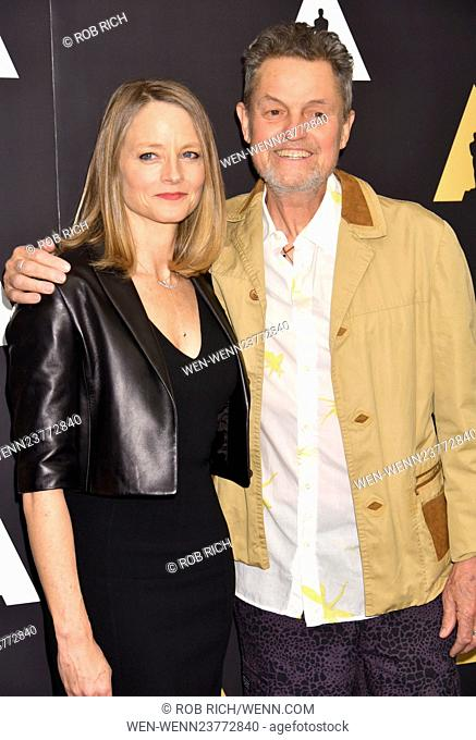 'Silence of the Lambs' 25th anniversary event at the Metropolitan Museum of Art - Arrivals Featuring: Jodie Foster Where: Manhattan, New York