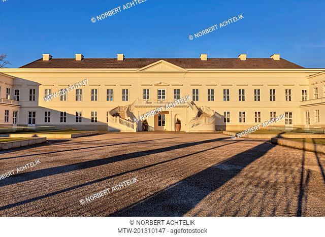 Façade of building at Herrenhausen Garden