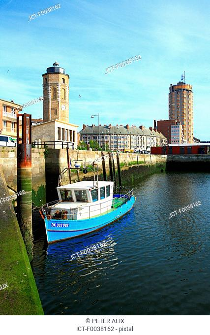 France, Nord, Dunkirk, the Liar's Tower