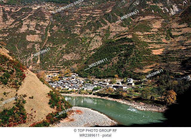 Meili Snow Mountain Deqin County Yunan Province China