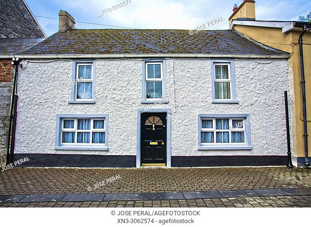 House, Kilkenny town, County Kilkenny, province of Leinster, Ireland, Europe