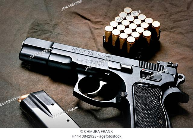 Abundance, Aggression, Ammunition, Brass, Bullet, Bullets, Caliber, Close-up, Concept, Crime, Danger, Detail, Enforcem