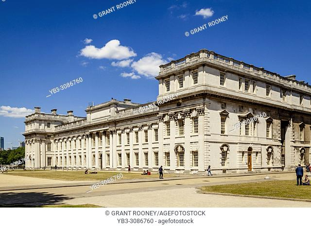 The University Of Greenwich, London, United Kingdom