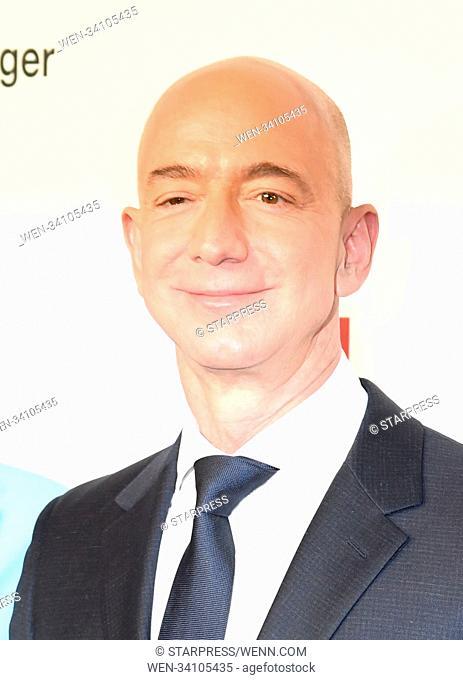 Jeff Bezos Where Stock Photos And Images Age Fotostock
