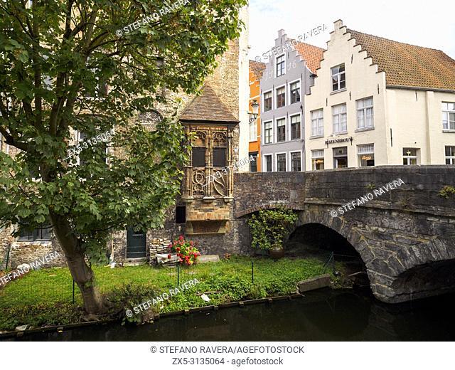 Augustijnenrei - Bruges, Belgium