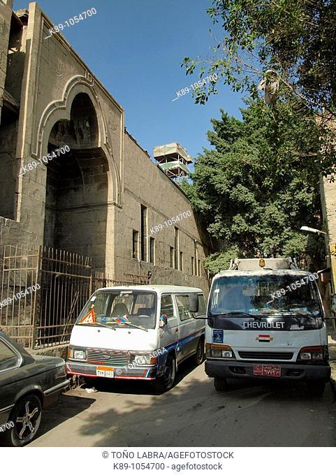 Ciudad de los Muertos, Cairo, Egipto
