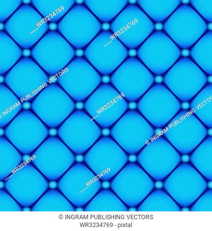 Blue leather background that seamlessly repeats